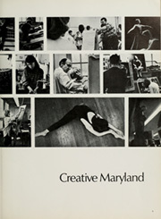 Page 13, 1967 Edition, University of Maryland College Park - Terrapin / Reveille Yearbook (College Park, MD) online yearbook collection