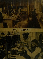 1975 Edition, University of Maryland College Park - Terrapin / Reveille Yearbook (College Park, MD)