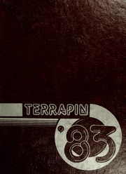 1983 Edition, University of Maryland College Park - Terrapin / Reveille Yearbook (College Park, MD)