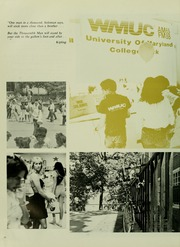 Page 14, 1984 Edition, University of Maryland College Park - Terrapin / Reveille Yearbook (College Park, MD) online yearbook collection