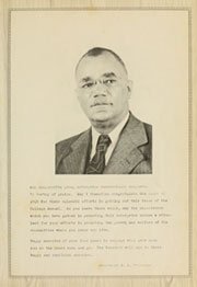 Page 11, 1949 Edition, Elizabeth City State University - Viking Yearbook (Elizabeth City, NC) online yearbook collection