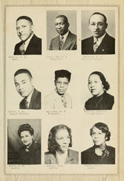 Page 15, 1949 Edition, Elizabeth City State University - Viking Yearbook (Elizabeth City, NC) online yearbook collection