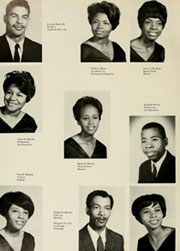 Page 10, 1968 Edition, Elizabeth City State University - Viking Yearbook (Elizabeth City, NC) online yearbook collection