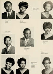 Page 15, 1968 Edition, Elizabeth City State University - Viking Yearbook (Elizabeth City, NC) online yearbook collection