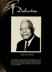 Page 6, 1968 Edition, Elizabeth City State University - Viking Yearbook (Elizabeth City, NC) online yearbook collection