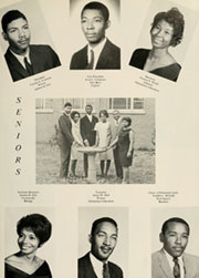 Page 7, 1968 Edition, Elizabeth City State University - Viking Yearbook (Elizabeth City, NC) online yearbook collection