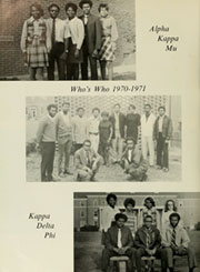 Page 16, 1971 Edition, Elizabeth City State University - Viking Yearbook (Elizabeth City, NC) online yearbook collection