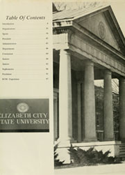 Page 6, 1971 Edition, Elizabeth City State University - Viking Yearbook (Elizabeth City, NC) online yearbook collection
