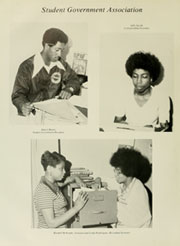 Page 14, 1972 Edition, Elizabeth City State University - Viking Yearbook (Elizabeth City, NC) online yearbook collection