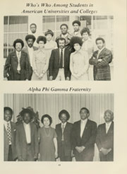 Page 17, 1972 Edition, Elizabeth City State University - Viking Yearbook (Elizabeth City, NC) online yearbook collection