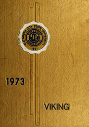1973 Edition, Elizabeth City State University - Viking Yearbook (Elizabeth City, NC)