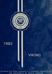 1982 Edition, Elizabeth City State University - Viking Yearbook (Elizabeth City, NC)