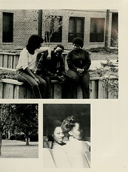Page 11, 1984 Edition, Elizabeth City State University - Viking Yearbook (Elizabeth City, NC) online yearbook collection