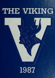 1987 Edition, Elizabeth City State University - Viking Yearbook (Elizabeth City, NC)