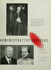 Page 13, 1943 Edition, American University - Talon Yearbook / Aucola Yearbook (Washington, DC) online yearbook collection