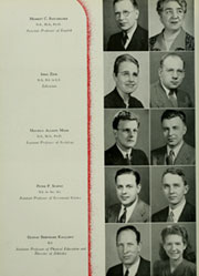 Page 16, 1943 Edition, American University - Talon Yearbook / Aucola Yearbook (Washington, DC) online yearbook collection
