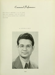 Page 11, 1949 Edition, American University - Talon Yearbook / Aucola Yearbook (Washington, DC) online yearbook collection