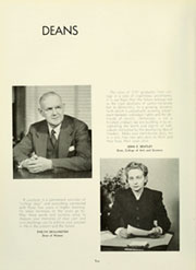 Page 14, 1949 Edition, American University - Talon Yearbook / Aucola Yearbook (Washington, DC) online yearbook collection