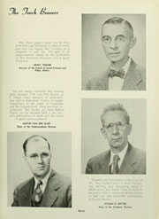 Page 15, 1949 Edition, American University - Talon Yearbook / Aucola Yearbook (Washington, DC) online yearbook collection