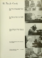 Page 17, 1949 Edition, American University - Talon Yearbook / Aucola Yearbook (Washington, DC) online yearbook collection
