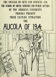 Page 5, 1949 Edition, American University - Talon Yearbook / Aucola Yearbook (Washington, DC) online yearbook collection