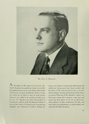 Page 12, 1950 Edition, American University - Talon Yearbook / Aucola Yearbook (Washington, DC) online yearbook collection