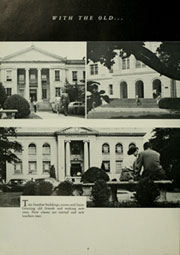 Page 10, 1957 Edition, American University - Talon Yearbook / Aucola Yearbook (Washington, DC) online yearbook collection