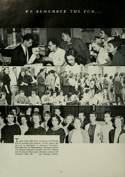 Page 12, 1957 Edition, American University - Talon Yearbook / Aucola Yearbook (Washington, DC) online yearbook collection