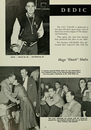 Page 16, 1957 Edition, American University - Talon Yearbook / Aucola Yearbook (Washington, DC) online yearbook collection