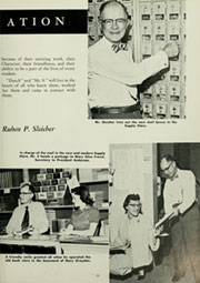 Page 17, 1957 Edition, American University - Talon Yearbook / Aucola Yearbook (Washington, DC) online yearbook collection