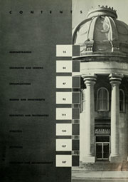 Page 7, 1957 Edition, American University - Talon Yearbook / Aucola Yearbook (Washington, DC) online yearbook collection