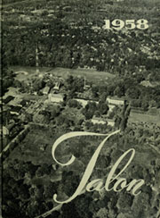 American University - Talon / Aucola Yearbook (Washington, DC) online yearbook collection, 1958 Edition, Page 1