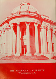 Page 10, 1958 Edition, American University - Talon / Aucola Yearbook (Washington, DC) online yearbook collection