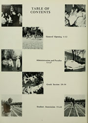 Page 12, 1958 Edition, American University - Talon / Aucola Yearbook (Washington, DC) online yearbook collection