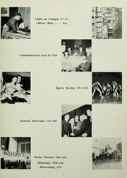 Page 13, 1958 Edition, American University - Talon / Aucola Yearbook (Washington, DC) online yearbook collection