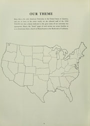 Page 16, 1958 Edition, American University - Talon / Aucola Yearbook (Washington, DC) online yearbook collection
