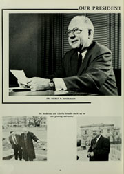 Page 18, 1958 Edition, American University - Talon / Aucola Yearbook (Washington, DC) online yearbook collection