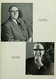 Page 19, 1958 Edition, American University - Talon / Aucola Yearbook (Washington, DC) online yearbook collection