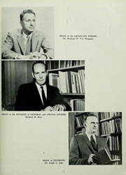 Page 23, 1958 Edition, American University - Talon / Aucola Yearbook (Washington, DC) online yearbook collection