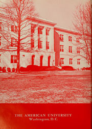 Page 6, 1958 Edition, American University - Talon / Aucola Yearbook (Washington, DC) online yearbook collection