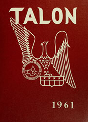 American University - Talon / Aucola Yearbook (Washington, DC) online yearbook collection, 1961 Edition, Page 1