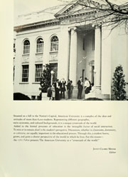Page 14, 1963 Edition, American University - Talon Yearbook / Aucola Yearbook (Washington, DC) online yearbook collection