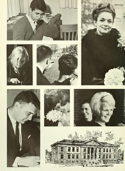Page 12, 1965 Edition, American University - Talon Yearbook / Aucola Yearbook (Washington, DC) online yearbook collection