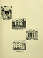 Page 15, 1965 Edition, American University - Talon Yearbook / Aucola Yearbook (Washington, DC) online yearbook collection