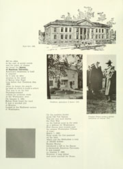 Page 6, 1965 Edition, American University - Talon Yearbook / Aucola Yearbook (Washington, DC) online yearbook collection
