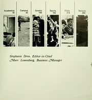 Page 9, 1968 Edition, American University - Talon Yearbook / Aucola Yearbook (Washington, DC) online yearbook collection