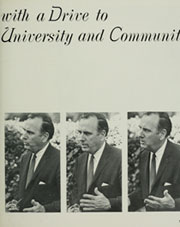 Page 11, 1969 Edition, American University - Talon Yearbook / Aucola Yearbook (Washington, DC) online yearbook collection