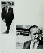 Page 16, 1969 Edition, American University - Talon Yearbook / Aucola Yearbook (Washington, DC) online yearbook collection