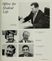 Page 19, 1969 Edition, American University - Talon Yearbook / Aucola Yearbook (Washington, DC) online yearbook collection