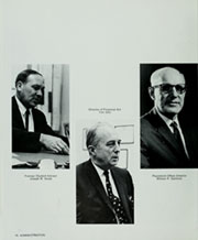 Page 20, 1969 Edition, American University - Talon Yearbook / Aucola Yearbook (Washington, DC) online yearbook collection